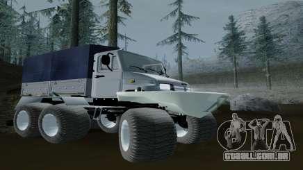 ZIL Kerzhak 6x6 para GTA San Andreas