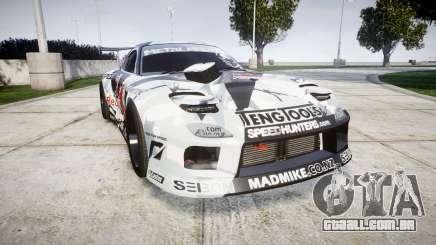 Mazda RX-7 Mad Mike para GTA 4