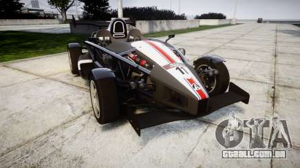Ariel Atom V8 2010 [RIV] v1.1 FUEA Equipped para GTA 4