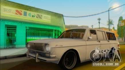 GÁS 24-02 para GTA San Andreas