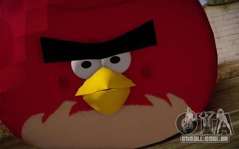 Big Brother from Angry Birds para GTA San Andreas terceira tela