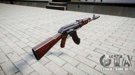A AK-47 Focinho de freio para GTA 4 segundo screenshot
