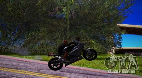 FaFan ENB series para GTA San Andreas segunda tela