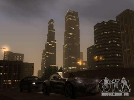 Simples ENB para baixa de PC para GTA San Andreas segunda tela