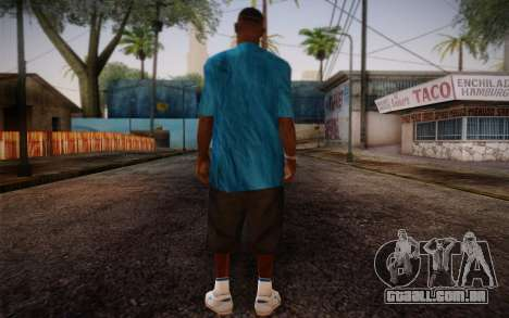 Ginos Ped 7 para GTA San Andreas segunda tela