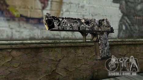 Nova Arma v2 para GTA San Andreas