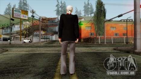 GTA 4 Skin 4 para GTA San Andreas segunda tela