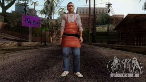 GTA 4 Skin 13 para GTA San Andreas
