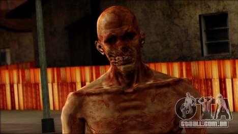 Outlast Skin 4 para GTA San Andreas terceira tela