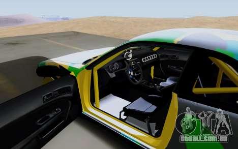 Nissan Silvia S14 Hunter para GTA San Andreas vista direita