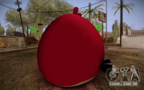 Big Brother from Angry Birds para GTA San Andreas segunda tela