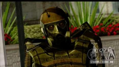 Monolith Exoskeleton para GTA San Andreas terceira tela