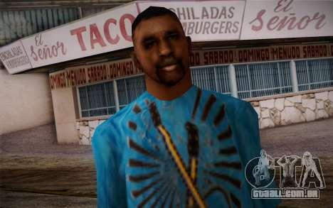 Ginos Ped 7 para GTA San Andreas terceira tela