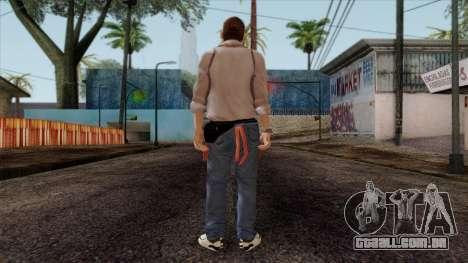 GTA 4 Skin 13 para GTA San Andreas segunda tela