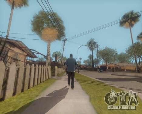 GTA 5 ENB para GTA San Andreas terceira tela
