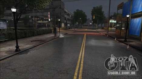 iCE-ENB para GTA 4 sexto tela