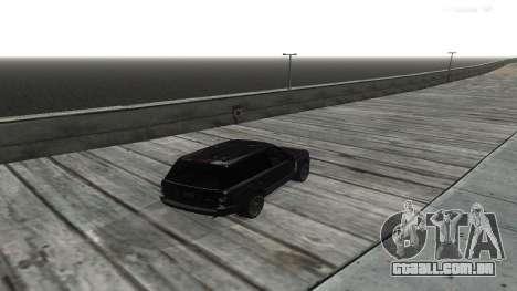 ENB e ColorMod para empresas de médio e PC fraco para GTA San Andreas terceira tela