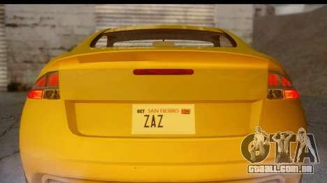 GTA 5 Maibatsu Penumbra IVF para GTA San Andreas vista direita