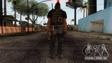 Modern Warfare 2 Skin 17 para GTA San Andreas segunda tela