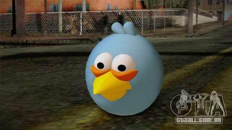 Blue Bird from Angry Birds para GTA San Andreas