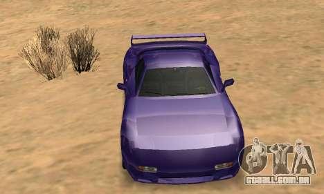 Beta ZR-350 para as rodas de GTA San Andreas