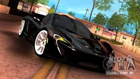 Forza Prata ENB Series para baixa de PC para GTA San Andreas segunda tela