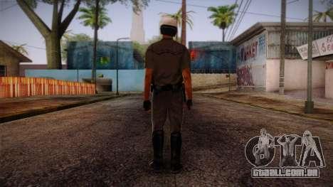 GTA San Andreas Beta Skin 10 para GTA San Andreas segunda tela