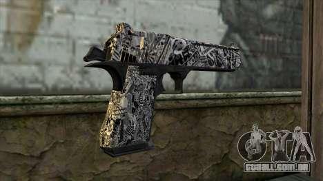 Nova Arma v2 para GTA San Andreas segunda tela