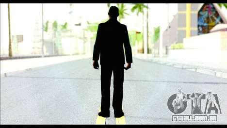 Ginos Ped 33 para GTA San Andreas segunda tela