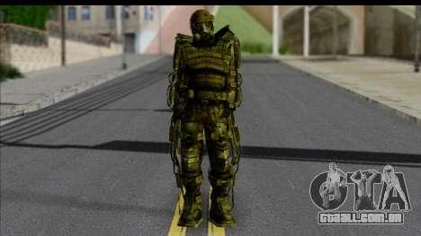 Monolith Exoskeleton para GTA San Andreas