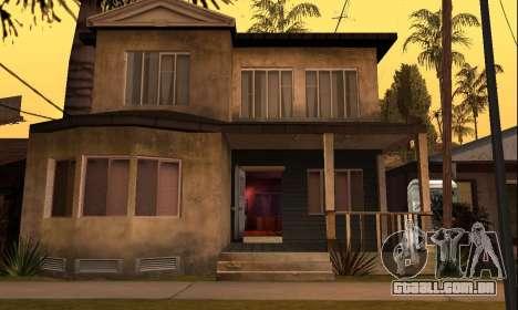 New OG Lock House para GTA San Andreas