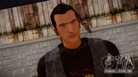 Gedimas Jamal Skin HD para GTA San Andreas terceira tela