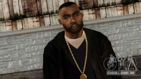 GTA 4 Skin 2 para GTA San Andreas terceira tela