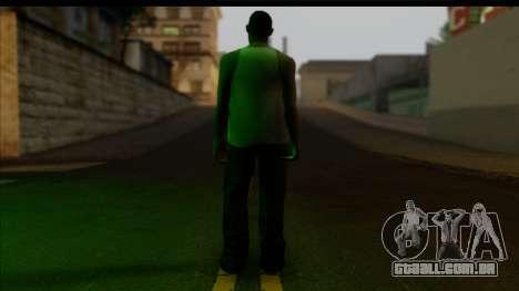 GTA San Andreas Beta Skin 8 para GTA San Andreas segunda tela