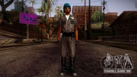 GTA San Andreas Beta Skin 10 para GTA San Andreas