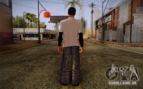 Ginos Ped 20 para GTA San Andreas segunda tela