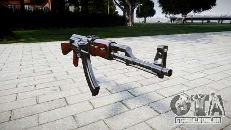 A AK-47 Estoque para GTA 4