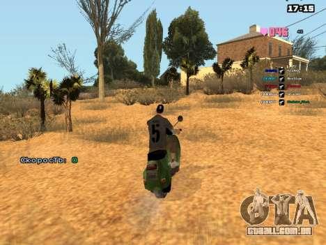 SAMP Fixer para GTA San Andreas terceira tela