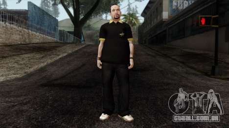 GTA 4 Skin 12 para GTA San Andreas
