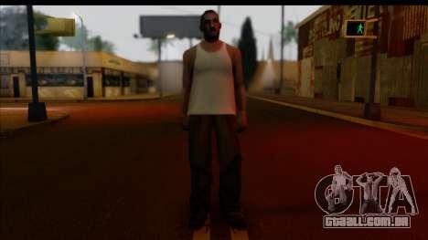 GTA San Andreas Beta Skin 8 para GTA San Andreas