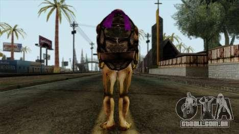 Não (Tartarugas Ninja) para GTA San Andreas segunda tela