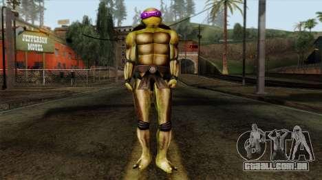 Não (Tartarugas Ninja) para GTA San Andreas