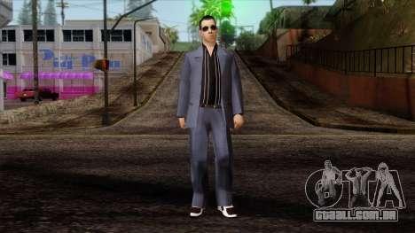 LCN Skin 4 para GTA San Andreas