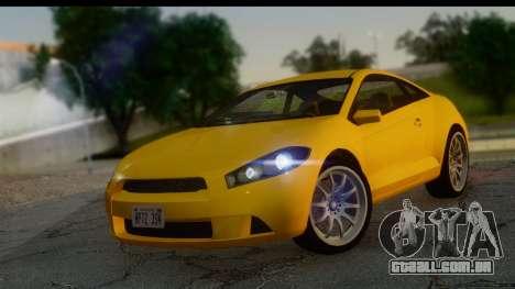 GTA 5 Maibatsu Penumbra IVF para GTA San Andreas