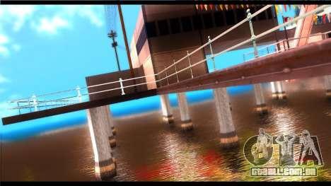 Forza Prata ENB Series para baixa de PC para GTA San Andreas quinto tela