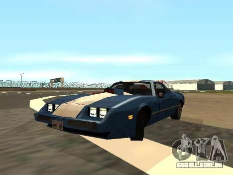 New Phoenix para GTA San Andreas