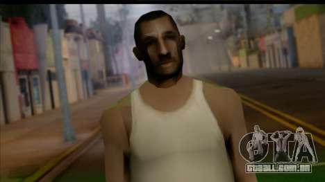 GTA San Andreas Beta Skin 8 para GTA San Andreas terceira tela