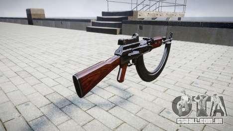 A AK-47 Colimador e HICAP para GTA 4 segundo screenshot