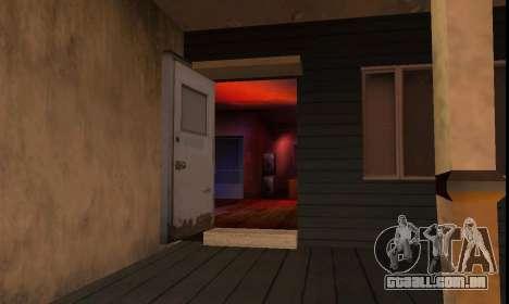 New OG Lock House para GTA San Andreas segunda tela