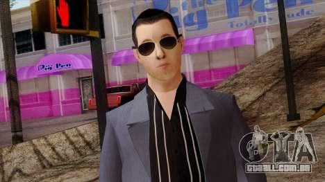 LCN Skin 4 para GTA San Andreas terceira tela